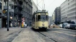 FRANKFURT AM MAIN JUNE 1972