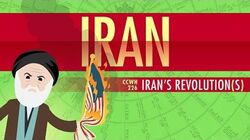 Iran's Revolutions Crash Course World History 226