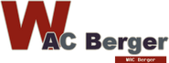 WAC Berger Sign