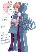 Nio character design