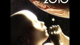 2010 Soundtrack Nova, New Worlds, Also Sprach Zarathustra