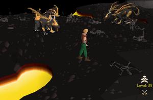Lava Dragon Isle