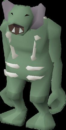 Sea troll (lv 101)