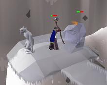 DT freeing ice trolls
