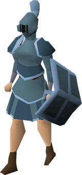 Rune trimmed set (sk) equipped