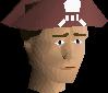 Pirate hat chathead
