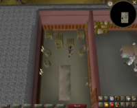 Cryptic clue - search crates draynor manor