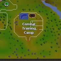 Armoury location