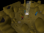 Emote clue - dance ibans temple