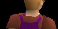 Fremennik purple cloak