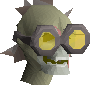 Gravedigger mask (female) chathead