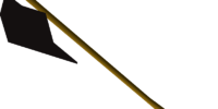 Black halberd