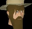 Farmer Hayfield chathead