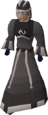 Void melee helm equipped