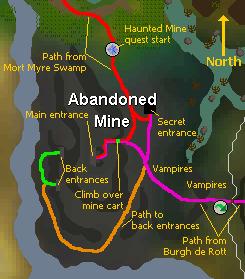 Abandoned Mine Entrances