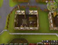 Cryptic clue - search crates east ardougne general
