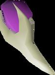 Magic fang detail