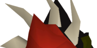 Red slayer helmet (i)