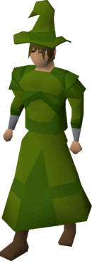 Xerician robes equipped