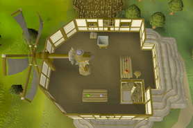 Cooks' Guild second floor
