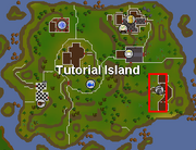 Ironman Account Creation Area