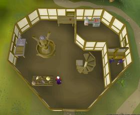 Cooks' Guild ground floor