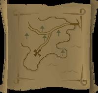 Map clue Lighthouse peninsula