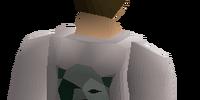 Bob's green shirt