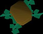 Seaweed sandwich detail