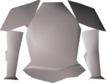 White platebody detail