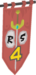 OSRS 4th birthday banner