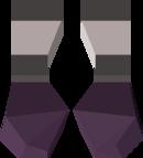 Gloves of darkness detail