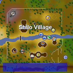 Jungle forester location