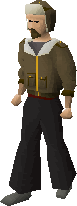 Bomber uniform equipped