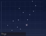 Star Chart Viewer Virgo