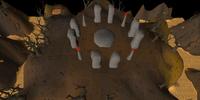 Fire altar