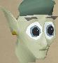 Gourmet (Green hat) chathead