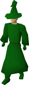 Fremennik robes equipped