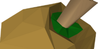 Clue geode (easy)