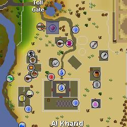 Gem trader location