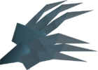 Rune claws detail