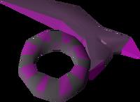 Treasonous ring (i) detail