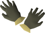Barrows gloves detail