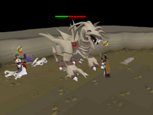 Fighting Corporeal Beast