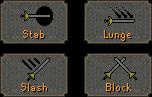 CombatStyles dagger
