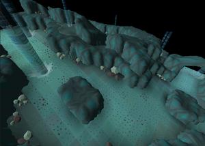Crash Site Cavern