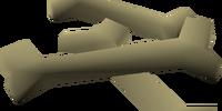Zogre bones