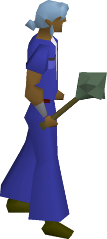 File:Adamant mace equipped.png