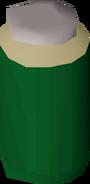 Jar of swamp detail