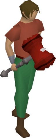 File:Dragon warhammer equipped.png